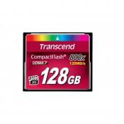 Карта памяти CF Transcend 128GB (800x)