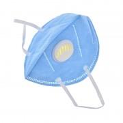 Защитная маска PM 2.5, 2 шт. (Голубой)