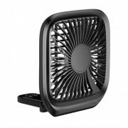 Настольный вентилятор Baseus Foldable Vehicle-mounted Backseat Fan CXZD-01 (Черный)