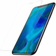 Защитная пленка Baseus 0.15mm Full-glass Anti-bluelight Tempered Glass Film For iPXSm 6.5 SGAPIPH65-FC02 (Прозрачный)