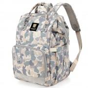 Рюкзак для мам Kingslong KLB190228 (Серый)
