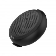 Портативный динамик Hoco BS18 Temper sound bluetooth speaker (Черный)