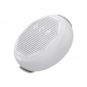 Портативный динамик Hoco BS18 Temper sound bluetooth speaker (Серебристый)
