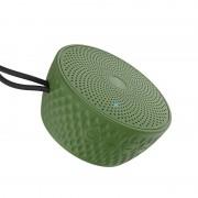 Портативный динамик Hoco BS21 Atom bluetooth speaker (Зеленый)