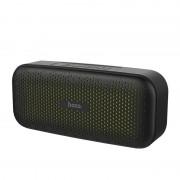Портативный динамик Hoco BS23 Elegant rhyme wireless speaker (Черный)