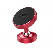 Автодержатель для смартфона Hoco CA36 Plus Dashboard metal magnetic in-car holder (Красный)