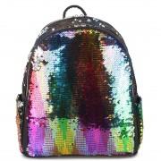 Рюкзак с пайетками меняющими цвет (Мульти)