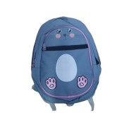 Рюкзак с принтом  Морского котика (Серый)
