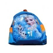 Рюкзак в стиле Холодное Сердце Эльза и снеговик (Голубой)