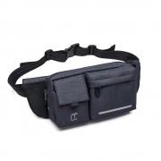Поясная сумка TANGCOOL TC906 (Темно-серый)