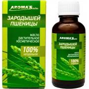 Масло растительное косметическое Saules Sapnis Зародышей пшеницы (30 мл)