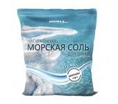 Соль морская для ванн Saules Sapnis с экстрактом валерианы (1 кг)