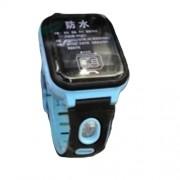 Умные детские часы с телефоном и GPS трекером Smart Watch X2 (Голубой)