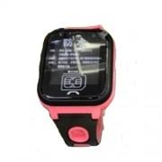 Умные детские часы с телефоном и GPS трекером Smart Watch X2 (Розовый)