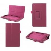 Чехол книжка для планшета Asus Zenpad 7.0 Z170CG (Малиновый)