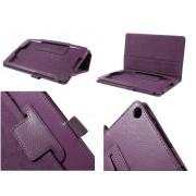 Чехол книжка для планшета Asus Zenpad 7.0 Z370C (Фиолетовый)