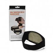 Согревающий массажный бандаж повязка для шеи с оздоравливающим эффектом