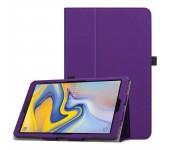 Чехол книжка Classic Классик для планшета Samsung Galaxy TAB A 10.5 SM-T590 (Фиолетовый)