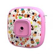 Детская экшн камера Action Camera Full HD 1080P Waterproof for Kids (Розовый)