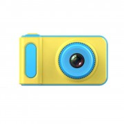 Детская цифровая мини камера фотоаппарат от 3 лет Photo Camera Kids Mini Digital (Голубой)