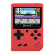 Игровая консоль Gamepad Retro ретро игры 400 в 1, 8 Бит 2 игрока джойстик (Красный)