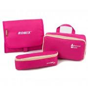 Косметичка для путешествий Romix RH10 (Розовый)