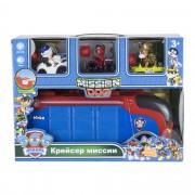 Игровой набор в стиле Щенячий патруль автовоз Крейсер База спасателей