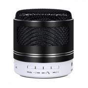 Портативная Bluetooth колонка mini speaker BO-Q9 с Led подсветкой (Черный)