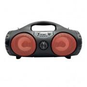 Портативная колонка ZQS-4215 с USB, SD, радио, Bluetooth (Красный)