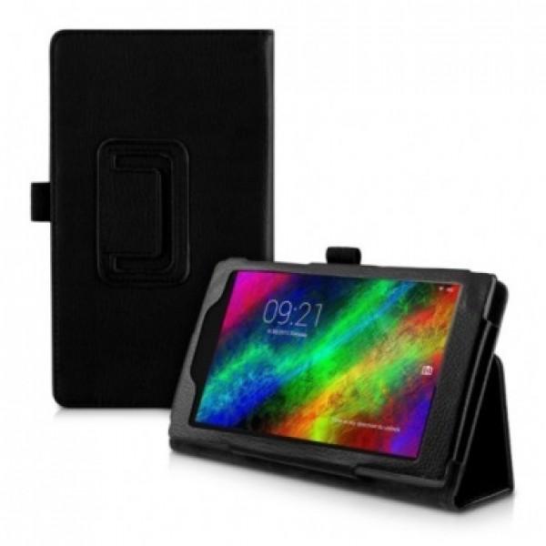 Чехол книжка для планшета Lenovo IdeaTab 2 A7-10 (Черный)
