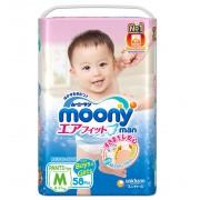 Moony трусики M (6-10 кг), 58 шт.