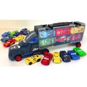 Трейлер с машинками Тачки 3 container track cars 3
