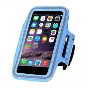 Чехол для телефона спортивный на руку (Голубой)