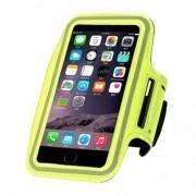 Чехол для телефона спортивный на руку (Желтый)