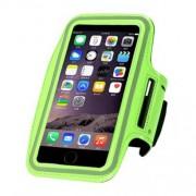 Чехол для телефона спортивный на руку (Зеленый)