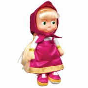 Кукла Маша мягкая