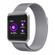 Умные часы Smart Watch NB212 (Серебристый)