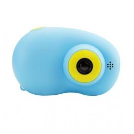 Детский цифровой фотоаппарат X8 многофункциональная камера (Голубой)