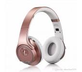 Беспроводные Bluetooth Наушники SODO MH1 (Розовый)
