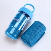 Охлаждающее полотенце Cool Towel (Голубой)