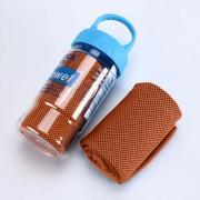 Охлаждающее полотенце Cool Towel (Оранжевый)