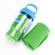 Охлаждающее полотенце Cool Towel (Зеленый)