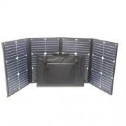 Солнечная батарея панель высокой эфективности 80 Вт (Черная Хаки)