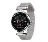 Женские умные часы Smart Watch H1 (Серебряный)