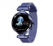 Женские умные часы Smart Watch H1 (Синий)