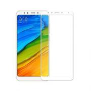 Защитное стекло для Xiaomi Redmi Note 5 (Белый)