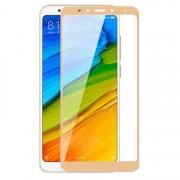 Защитное стекло для Xiaomi Redmi Note 5 Pro (Золотой)