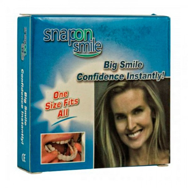 Виниры для зубов Snapon Smile (Белый)