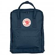 Школьный легендарный рюкзак Fjallraven Kanken classic (Синий)