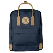 Школьный легендарный рюкзак Fjallraven Kanken No 2 (Темно-синий)